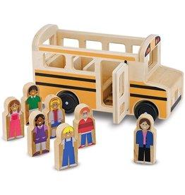 Melissa & DougLLC School Bus