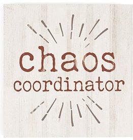 P. Graham Dunn Chaos Coordinator Block Art