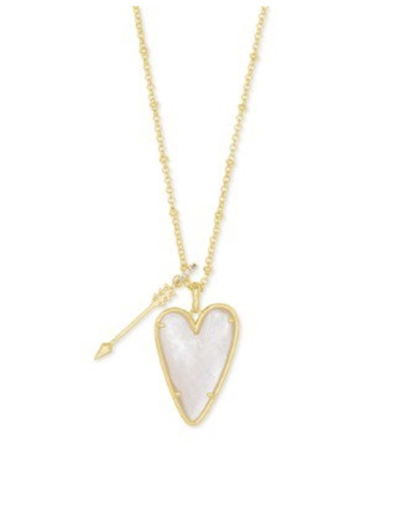 Kendra Scott Ansley Long Pendant Necklace