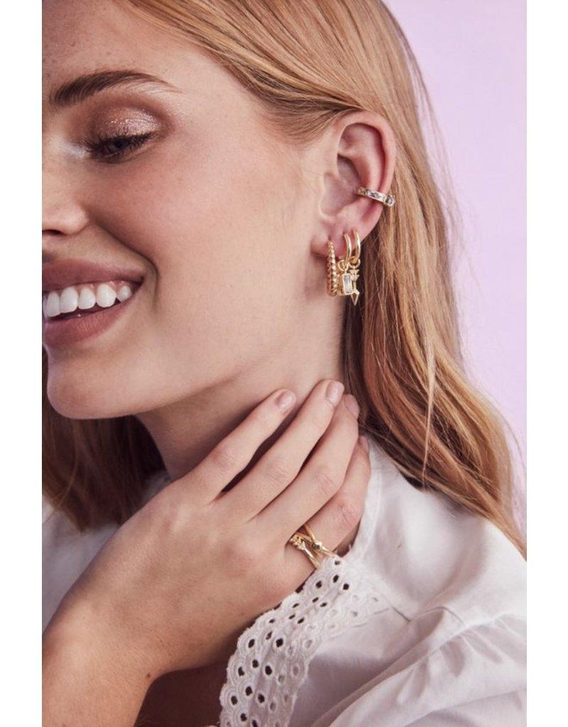 Kendra Scott Zoey Huggie Earring Set