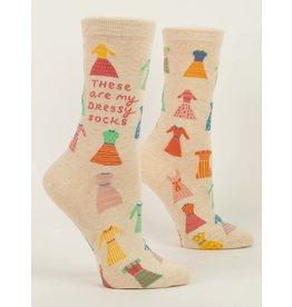 Blue Q Socks: My Dressy Socks Crew