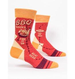Blue Q Socks: BBQ Men's