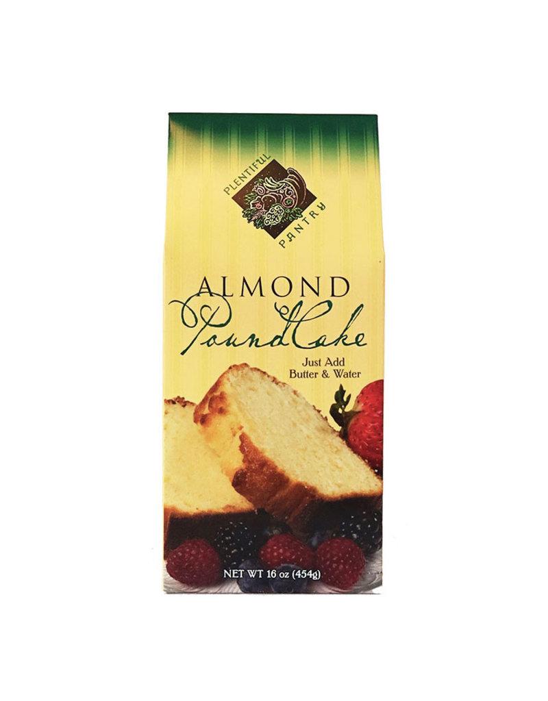 Intermountain Food Almond Pound Cake
