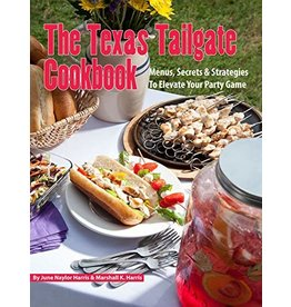 Great Texas Line Press Texas Tailgate Cookbook