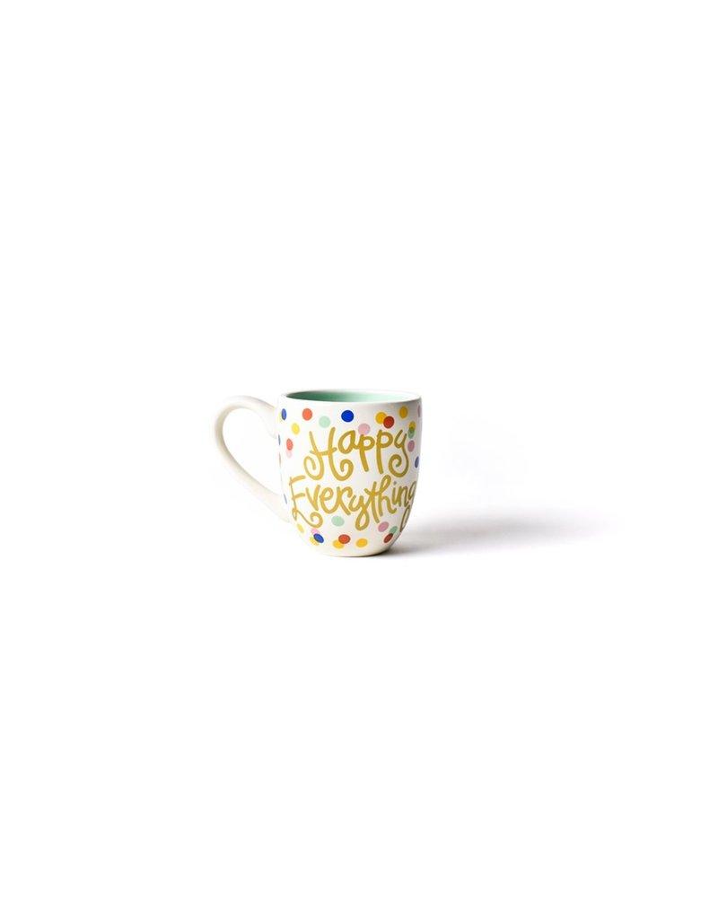 Coton Colors Happy Dot Happy Everything 4.25 Mug