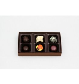 Yelibelly Chocolates Chocolate Wasted 6pc