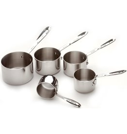 All-Clad 5 Pc Measuring Cup Set