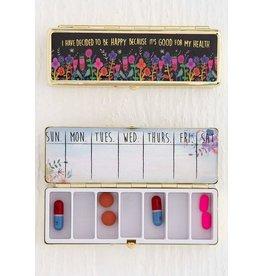Natural Life Daily Pill Box - Large