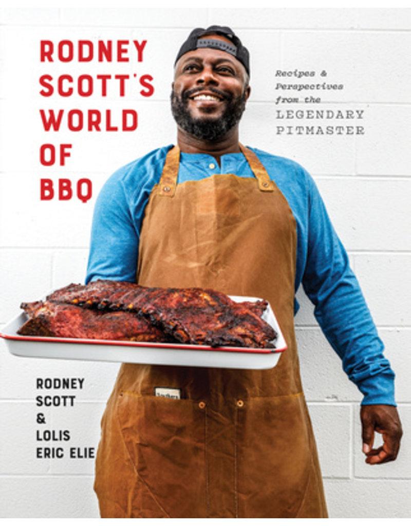 Penguin Group USA Rodney Scott's World of BBQ