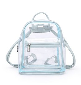 Jen & Co Toryn Clear Backpack