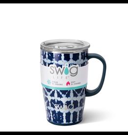 Swig Swig 18oz Mug - Indigo Isles