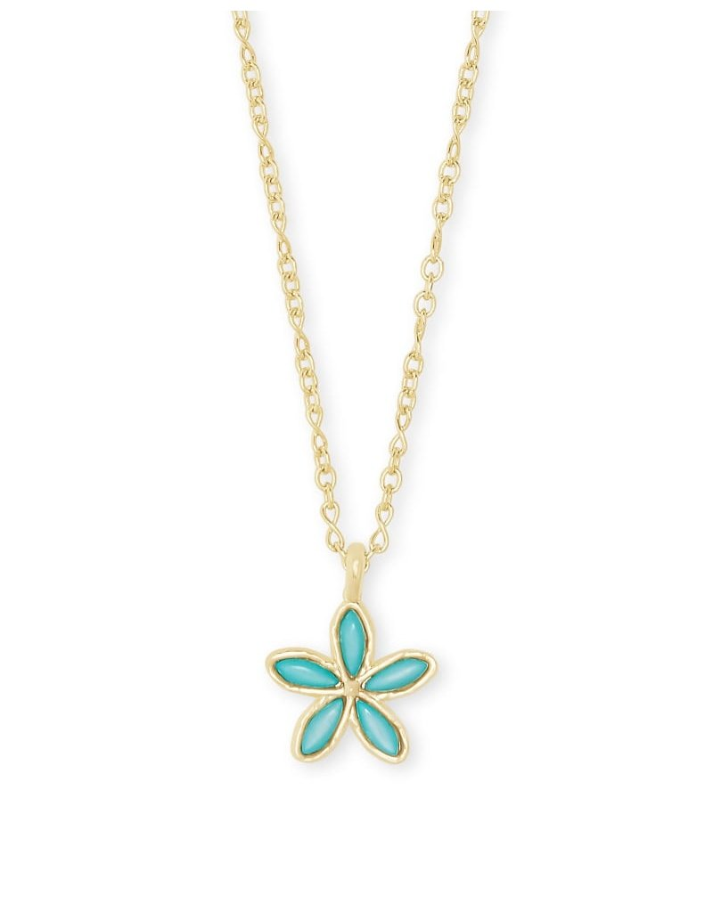 Kendra Scott Kyla Flower Pendant