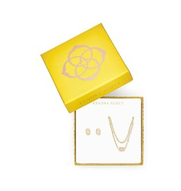 Kendra Scott Gift Set Emilie Necklace/Stud