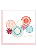 Quilling Cards Birthday Paper Fans