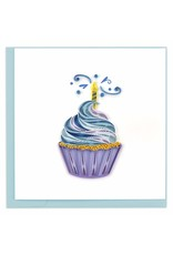 Quilling Cards Cupcake & Candle