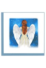 Quilling Cards Angel