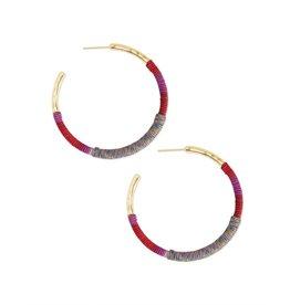 Kendra Scott Masie Hoop Earring -
