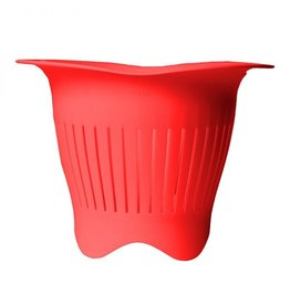 New Metro Highwall Colander-Red