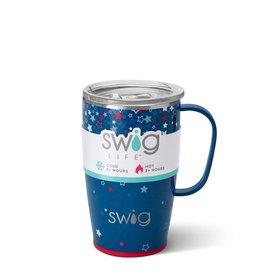 Swig Swig 18oz Mug-Star Burst