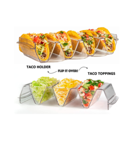 Prodyne Taco Time Taco Bar Set/3
