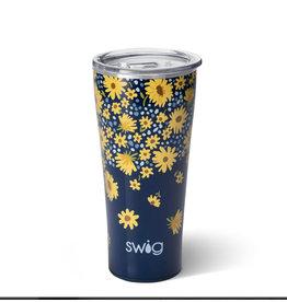 Swig Swig 32oz Tumbler - Lazy Daisy