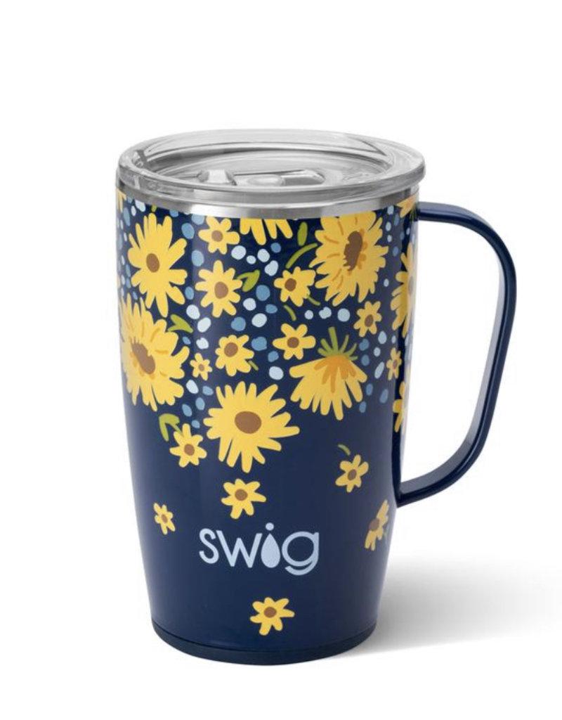 Swig Swig 18oz Mug - Lazy Daisy