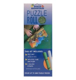 White Mountain Puzzles Puzzle Roll-Up Mat