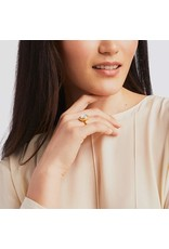 Julie Vos Juliet Ring Gold