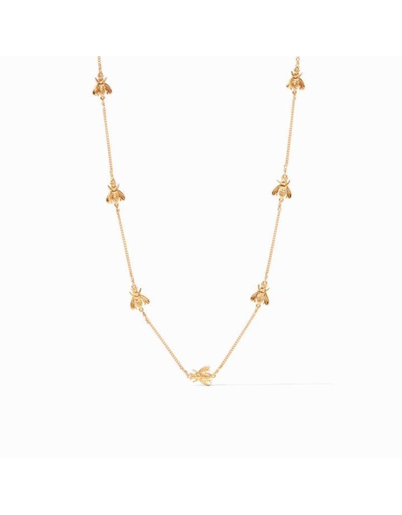 Julie Vos Bee Delicate Necklace