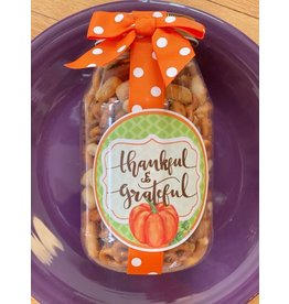 Oh, Sugar! Quart Jar Snack Mix