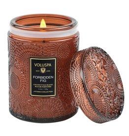 Voluspa Small Glass Jar Candle