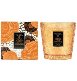 2 Wick Hearth Candle