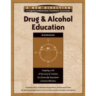Drug & Alcohol Education Workbook