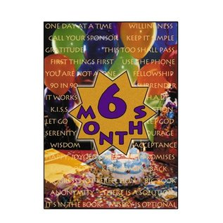6 Month Greeting Card