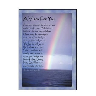 Vision For You Greeting Card