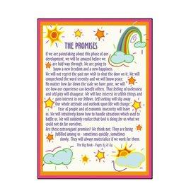 Promises (Rainbow) Greeting Card