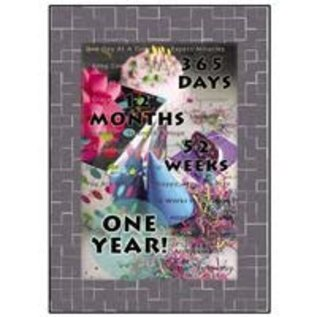 One Year Greeting Card