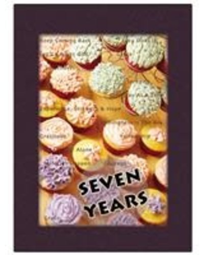 Time to Celebrate 7 Years Greeting Card