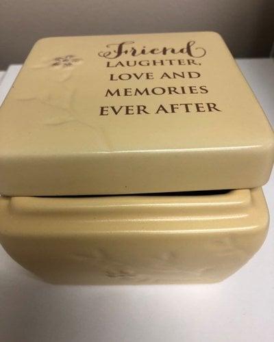 Friend Trinket Box