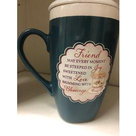 Friend Latte Mug