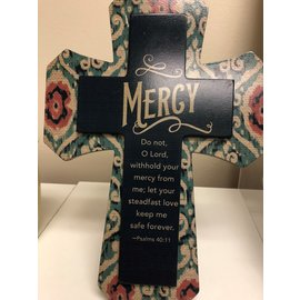 Mercy Layered Cross