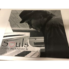CD: Souls - John McAndrew