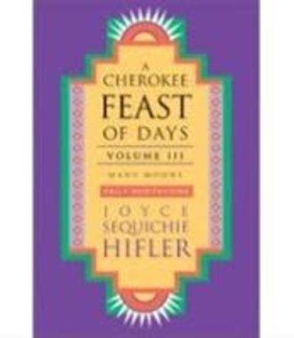 Cherokee Feast of Days