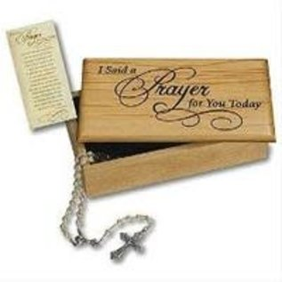 I Said A Prayer Box