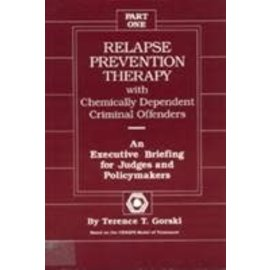 Relapse Prevention Therapy Part One