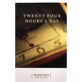 Twenty-Four Hours A Day - Softcover