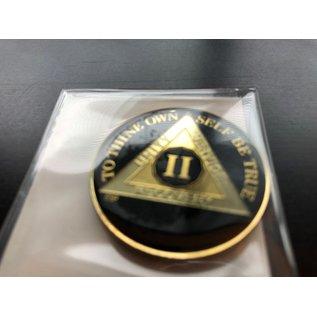 Coin 02 AA Black