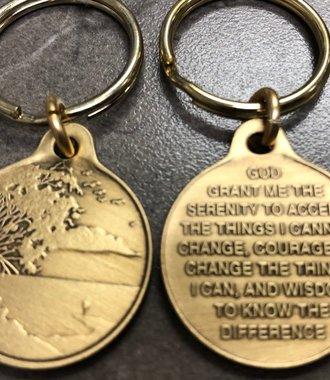 Key Charm, Serenity
