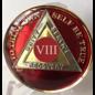 AA Enamel Medallions