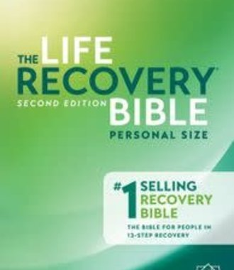 The Life Recovery Bible (Soft Cover)